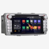Buy cheap Toyota Hilux 2012 Car Radio With DVD Player DDR 3 1G FCC / ROHS product