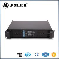 OEM 2 Channels High Power Portable Audio Amplifier For Stage System