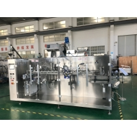 Buy cheap 0.25L Doypack Continuous Pouch Zipper Bag Sealing Machine from wholesalers