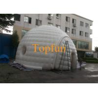 Buy cheap Airtight Inflatable Event Tent product
