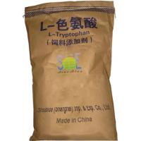 China L Tryptophan Amino Acid Powder Feed Additives For Poultry SAA-TRYL985 wholesale