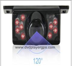 Buy cheap Caméra de vue arrière universelle de voiture avec la LED product