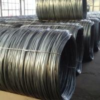 Buy cheap SWRH82B SWRH70B Hot Rolled Steel Wire Rod For Construction Material product