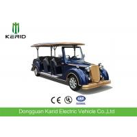 Buy cheap Luxury Design CE Approved 5KW Vintage Golf Carts 8 Passenger Classic Electric Car product
