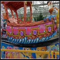 Buy cheap directly factory produce kids indoor park rides flying ship for sale product