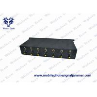 Buy cheap 17 W Low Power Multi band Omni antennas Mobile Phone Signal Jammer from wholesalers