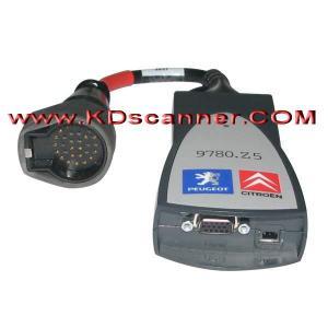 Buy cheap la diagnosis auto del mantenimiento del escáner de diagnóstico de las piezas de automóvil de la herramienta de la reparación del coche de la herramienta de diagnóstico de exia-3 Citroen Peugeot diagnostica el lanzamiento dominante x431 ds708 del programador product