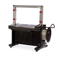 Buy cheap DBA-150 Electric automatic carton PP belt strapping machine automatic 2.5seconds/cycle product