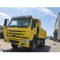 Buy cheap Sinotruck 40 Ton Dump Truck 6x4 336 10 Wheel Tipper Middle Lifting Or Front Lifting product
