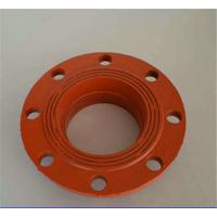China CUSTOM DUCTILE IRON CASTING INDUSTRIAL PIPEWORK ORIFICE FLANGE on sale