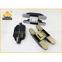 European Invisible Heavy Duty Door Hinges 180 Degree 200*32*32*42mm for sale