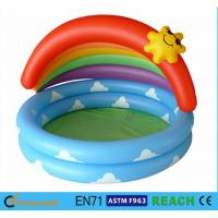 Buy cheap Cartoon Design Children ' S Inflatable Pool,Baby Swimming Pool Tub Summer Toys from wholesalers