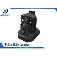 1296P / 1080P Full HD Police Wearing Body Cameras 33MP CMOS Sensor