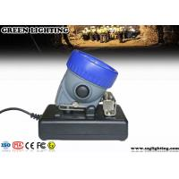 Buy cheap 400mA 15000Lux ATEX Certification IP68 Lithium-ion LED Mining Light product