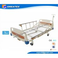 Single Crank Manual Mechanical hospital Bed for Patient ...