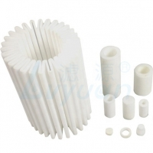 Buy cheap Polyethylene sintered PE filter cartridge porous plastic tube filter product