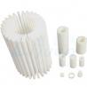 Buy cheap Polyethylene sintered PE filter cartridge porous plastic tube filter from wholesalers