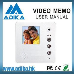Buy cheap Digital Video Memo, Mini DVR, Mini DV, Mini Camera ADK-M4 product