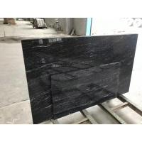 Buy cheap High Strength Jet Black Solid Granite Worktops For Residental Appartment product