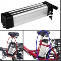 Buy cheap Power Battery lithium ion 36V 10AH for electric bike product