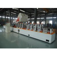 Buy cheap HG76 Carbon Steel Tube Mill Machine or Machine Unit for High-frequency Straight Seam Welded Pipe product