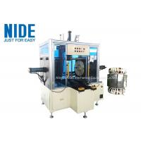 Buy cheap Long Stack Length Pump Stator Coil Forming Machine Horizontal Type product