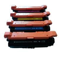 Buy cheap Replacement for HP 642A CB400A CB401A CB402A CB403A Colour Toner Cartridges product