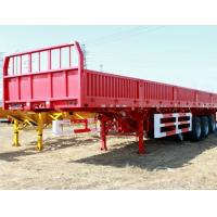 Buy cheap China supplier 3 Axle Side Wall Cargo Semi Trailer Sidewall Semi Trailer Dropside Semi Trailer cargo semi trailer product