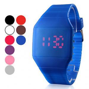 LED の腕時計