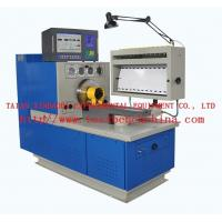 Buy cheap Screen display testing data diesel fuel injection pump test bench 12PSB with industrial computer product