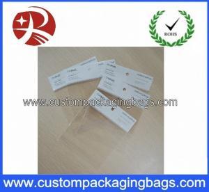 Buy cheap Sacos de empacotamento recicl do costume da cópia, sacos pequenos de OPP com encabeçamento product