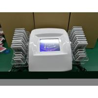 Buy cheap Diode Laser Multifunction Beauty Machine For Fat Reduction / Body Shaping product