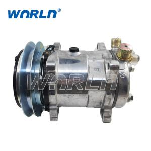 Buy cheap ISO9001 WXUN135 Truck AC Compressor Replacement product