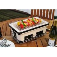Buy cheap ST25 BBQ home use Barbecue Set Japanese charcoal ceramic BBQ grill product