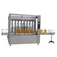 Buy cheap Auto Oil Bottle Filling Machine In PLC Control Siemens Electronic Parts product