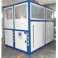 Buy cheap Box Type Air Cooled Scroll Blast Water Chiller With High Cooling Capacity, 135.49KW RO-50A R22 product