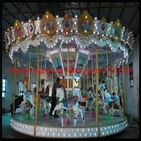 Buy cheap Popular and durable carousel horse for kids mechanical carousel horse ride product