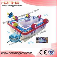 Buy cheap New 2017 Electric Indoor Amusement Coin Operated Go Fishing Kids Video Games Redemption Machine(hui@hominggame.com) product