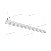 Buy cheap Aluminum 1.2m 60w X 2 Splicing Linear Light For Indoors product