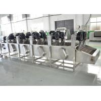 Buy cheap Small Continuous Mesh Conveyor Belt Dryer 304 Stainless Steel Materials product