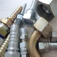 Buy cheap Hydraulic fiting/elbow fittngs hydraulic fittigs product