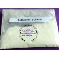 Buy cheap Supply 99% Raw Steroid Powder Boldenone Cypionate Cycle For Musle Gain 106505-90-2 product