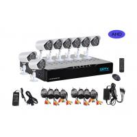 China  High Definition HDMI CCTV Security Camera Systems 8CH Full HD DVR  for sale