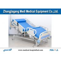 Buy cheap Nurse Controller ICU Electric Hospital Bed With Remote Handset Controller from wholesalers