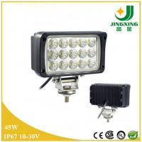 China 45W cree led work light waterproof led work lamp on sale