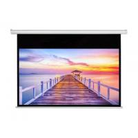 """Buy cheap 70"""" Motorized Cinema Projection Screens / projector screen ceiling mount product"""