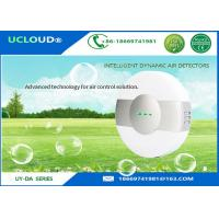Buy cheap High Sensitivity Air Quality Detector Gas Sensor With Temperature / Humidity Display from wholesalers