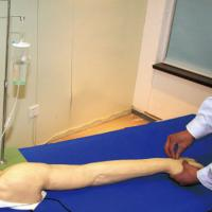 Buy cheap 看護の大学のための全機能 静脈穿刺 の訓練の腕、iv の練習の腕 product