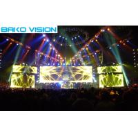 China High Definition Indoor Rental LED Display 3.91mm Physical Pitch for Stage Car Show on sale