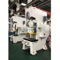 Buy cheap High Accuracy Automatic Power Press Machine , Industrial Power Press Machine product